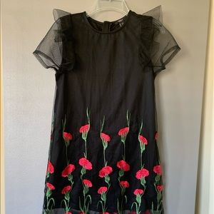 Forever 21 kids dress short sleeve 13/14 size